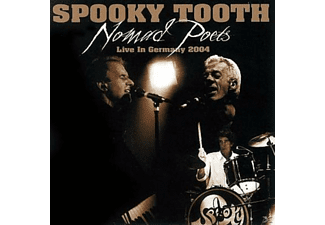 Spooky Tooth - Nomad Poets-Live In Germany 2004 - (CD + DVD Video)
