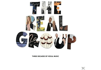 The Real Group - Three Decades Of Vocal Music [CD]