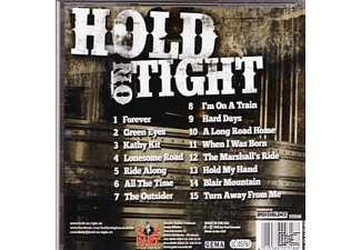 Hold On Tight - Till The Curtain Falls - (CD)