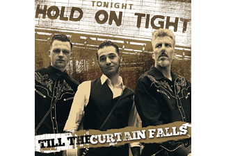 Hold On Tight - Till The Curtain Falls [CD]