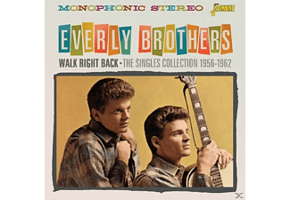 The Everly Brothers - Walk Right Back - (CD)