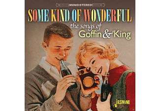 VARIOUS - Some Kind Of Wonderful: The Songs Of Goffin & King [CD]