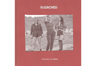 Bleached - Welcome The Worms - (CD)