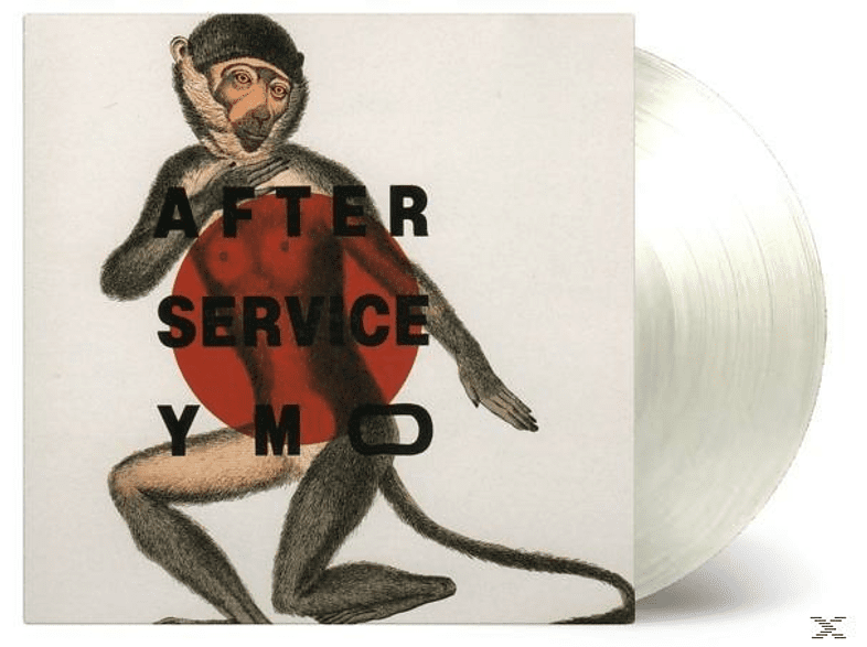 Yellow Magic Orchestra - After Service (Ltd Transparent) [Vinyl]