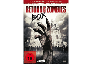 Return of the Zombies Box [DVD]