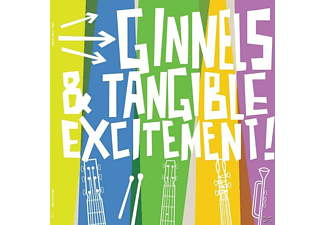 Tangible Excitement/Ginnels - Split - (Vinyl)