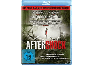 Aftershock - (Blu-ray)