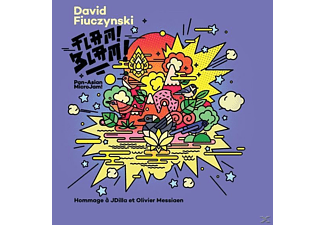 David Fiuczynski - Flam! Blam! Pan-Asian Microjam! - (CD)