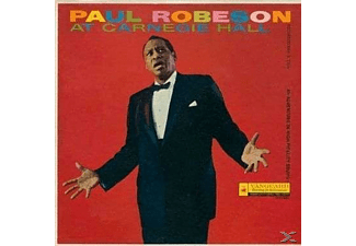 Paul Robeson - At Carnegie Hall - (CD)
