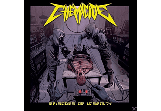 Chemicide - Episodes Of Insanity [CD]