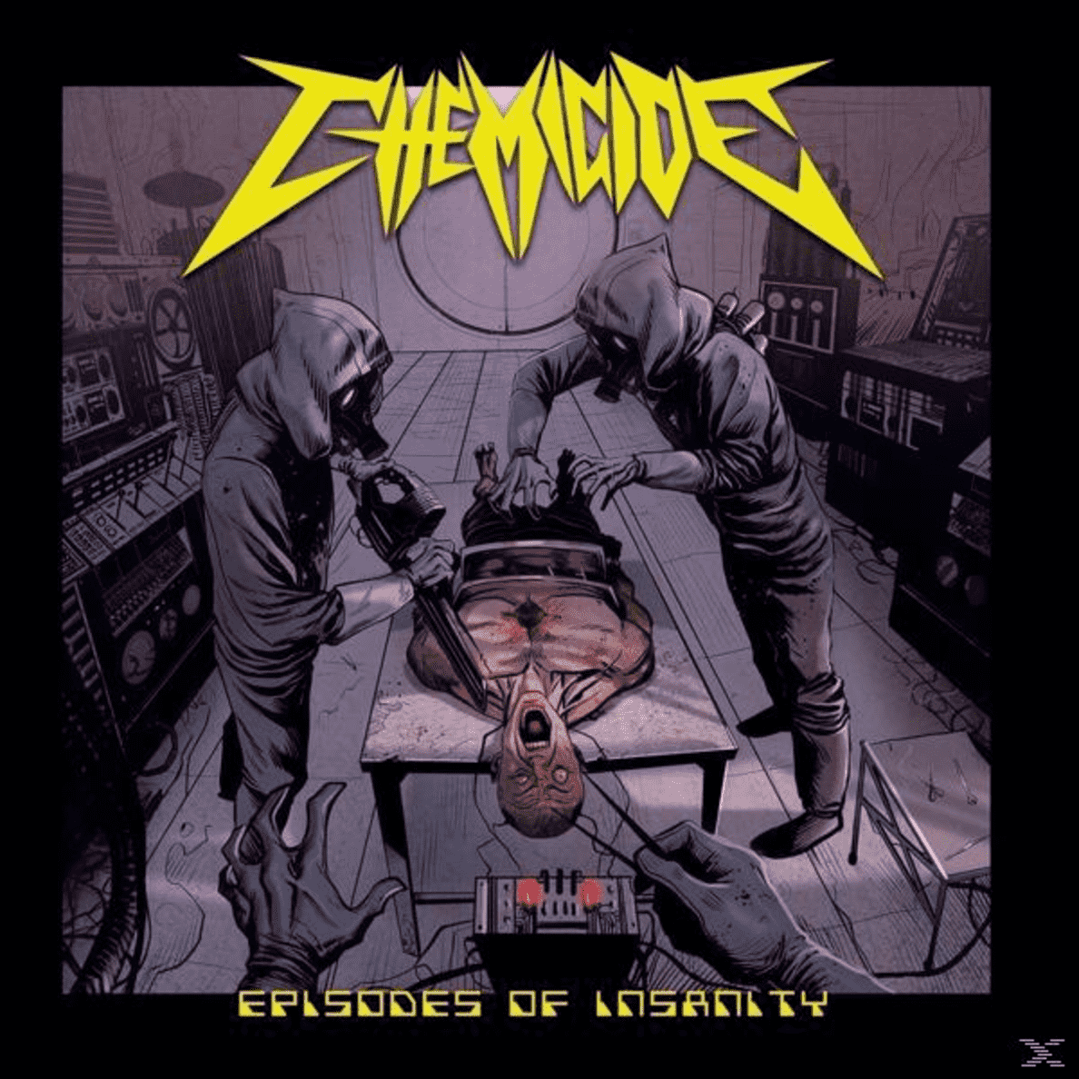Episodes Of Insanity Chemicide auf CD