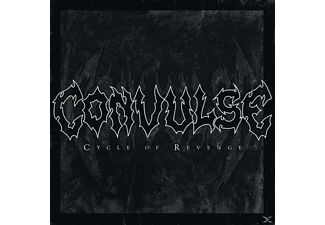 Convulse - Cycle Of Revenge (Silver) [Vinyl]