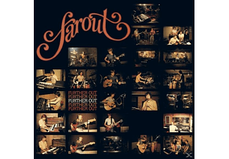 Farout - Further Out (Red) - (Vinyl)