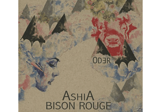 Ashia & The Bison Rouge - Oder - (CD)