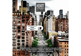 VARIOUS - Henry Street Music 2 (Ltd 7inch Collection) - (Vinyl)