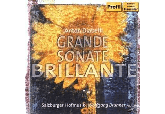 Salzburger Hofmusik, Wolfgang Brunner - Grande Sonate Brilliante [CD]
