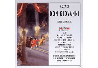 Wiener Staatsopernchor - Don Giovanni (Ga) - (CD)