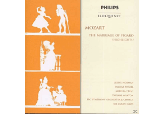 VARIOUS - Marriage Of Figaro (Highlights) - (CD)