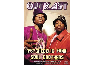 - Outkast - Psychedelic Funk Soul Brothers - (DVD)