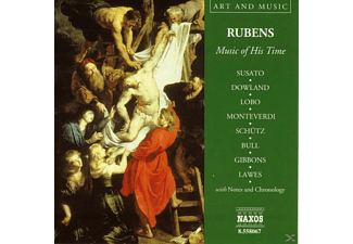 VARIOUS - Rubens-Music Of His Time - (CD)