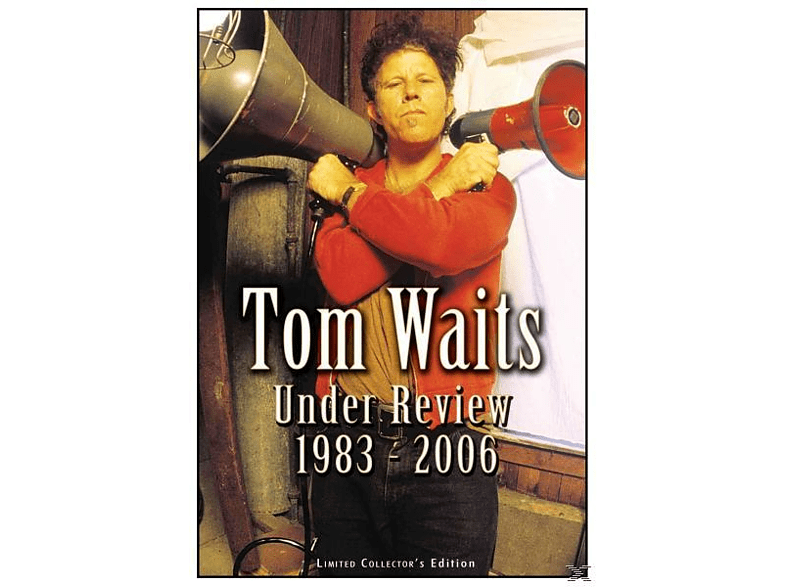 Tom Waits - Under Review 1983-2006 [DVD]