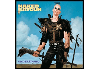 Naked Raygun - Understand [CD]
