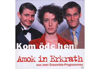 Christian/kommödchen Ehring - Amok In Erkrath - (CD)