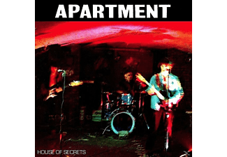 Apartment - House Of Secrets - (CD)