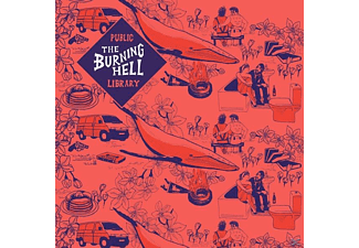 The Burning Hell - Public Library - (Vinyl)