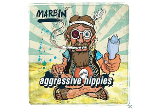 Marbin - Agressive Hippies - (CD)