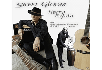 Harry Feat. Denis Barzaga Ilizastiqui Payuta - Sweet Gloom - (CD)