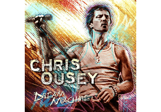 Chris Ousey - Dream Machine - (CD)
