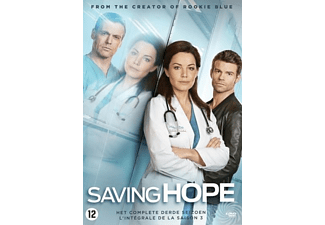 Saving Hope - Seizoen 3 | DVD