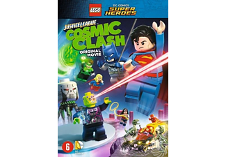 Lego DC Super Heroes - Justice League Cosmic Clash | DVD