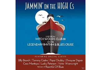 VARIOUS, Woods Mitch - Jammin' On The High Cs - (CD)
