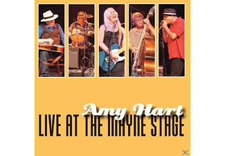 Amy Hart - Live At The Mayne Stage - (CD)