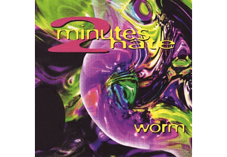 2 Minutes Hate - Worm - (CD)
