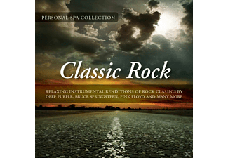 Judson Mancebo - The Personal Spa Collection: Classic Rock - (CD)