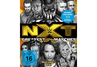 Nxt Greatest Matches Vol.1 - (Blu-ray)