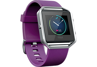 FITBIT Activity tracker Blaze Small Paars