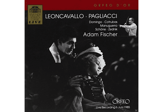 Choir & Orchestra Of The Vienna State Opera, VARIOUS - Leoncavallo: Pagliacci - (CD)