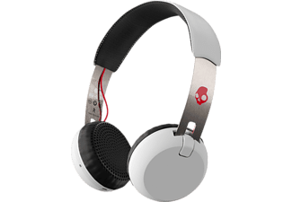 SKULLCANDY Grind wireless, Over-ear Kopfhörer, Headsetfunktion, Bluetooth, Mehrfarbig