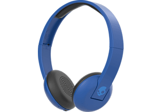 SKULLCANDY S5URJW-546, Over-ear Kopfhörer, Headsetfunktion, Bluetooth, Blau