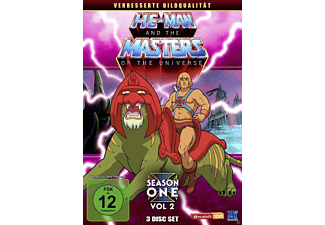 He-Man And The Masters Of The Universe - Vol. 1 [DVD]