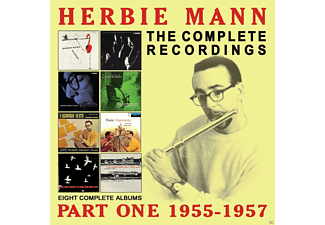Herbie Mann - The Complete Recordings: Part One 1955-1957 - (CD)