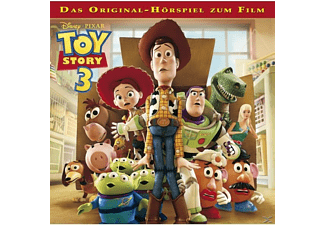 - Toy Story 3 - (CD)