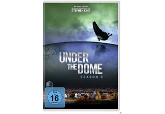 Under The Dome - Staffel 3 [DVD]