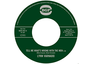 Lynn Varnado - Tell Me Whats Wrong With The Men/Staying At Home [Vinyl]