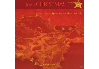 C.J. Taylor - Joy Of Christmas Everywhere - (CD)
