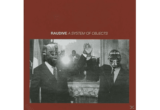 Raudive - A System Of Objects - (CD)